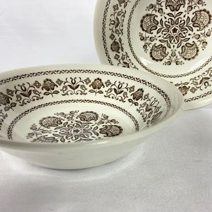 Vintage Wood & Son Wellesley bowls